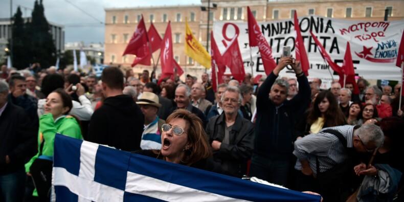 Un rapport de l'UE critique le traitement de la crise grecque