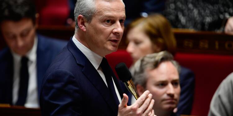 Bruno Le Maire plaide pour une nouvelle baisse des charges des entreprises
