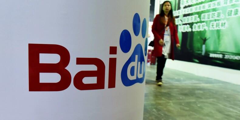 Voiture et enceintes: Baidu accélère sur l'intelligence artificielle