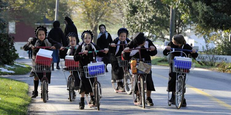 Une mutation génétique rare trouvée chez des Amish fait vivre dix ans plus longtemps