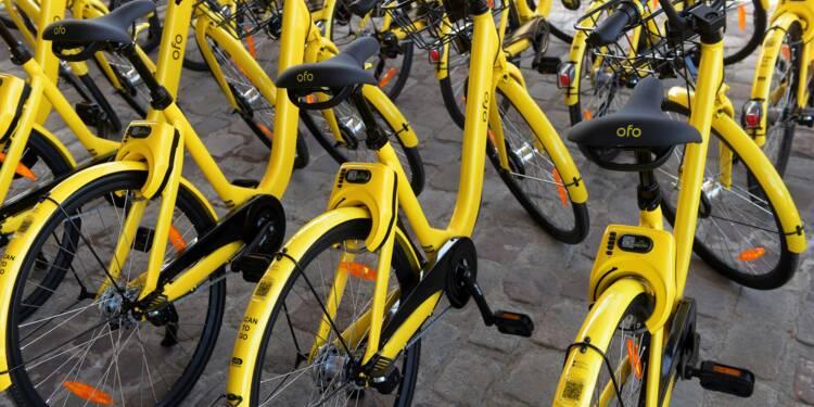 Vélos en libre-service: Paris planche sur une redevance