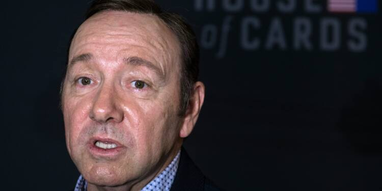 "Londres: 20 accusations de ""comportement déplacé"" contre Kevin Spacey"
