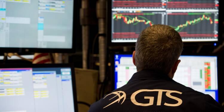 Wall Street termine en baisse, craignant le calendrier serré de la réforme fiscale