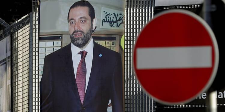 Liban: Hariri attendu à Paris, mais la crise reste entière