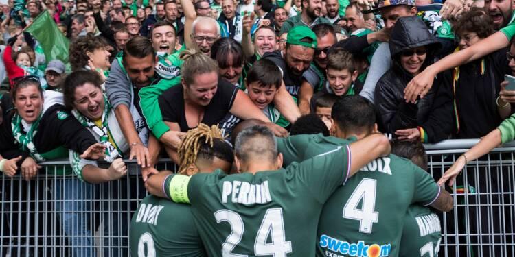 Ligue 1: avec Sablé et avant Lille, Saint-Etienne mise sur les valeurs du club