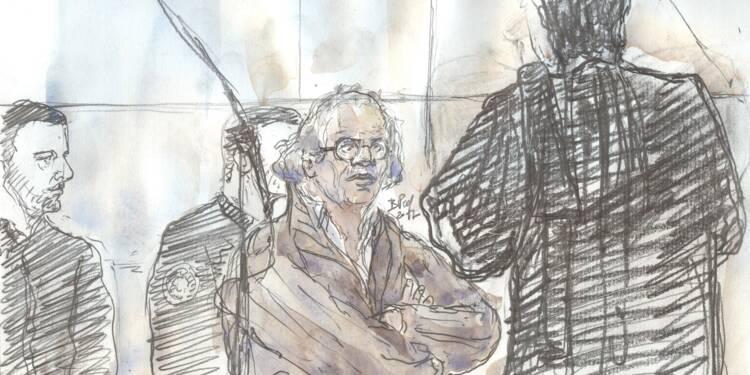 """Abdelhakim Dekhar, le """"tireur de Libé"""", condamné à 25 ans de réclusion"""