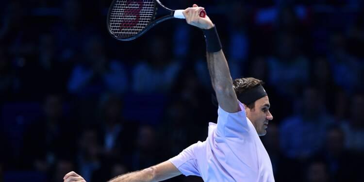 """Tennis: numéro 1 mondial ? """"Pas un objectif réaliste"""" pour Federer"""