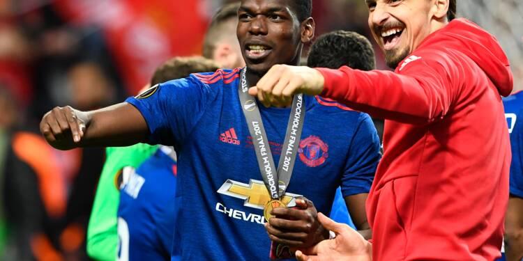 Manchester United: Pogba et Ibrahimovic de retour samedi, selon Mourinho
