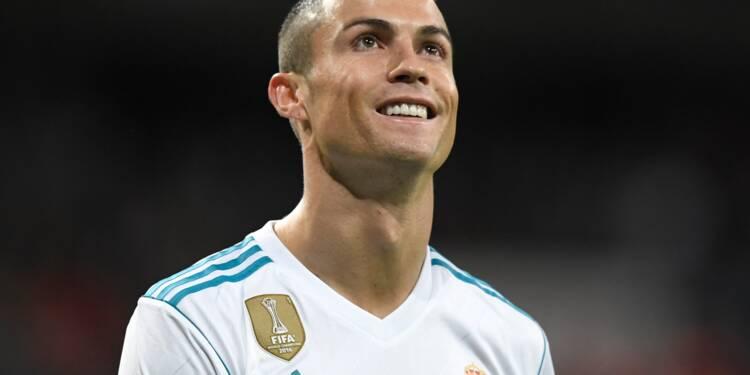 "Ballon d'Or: Cristiano Ronaldo se dit ""confiant"", ""comme toujours"""