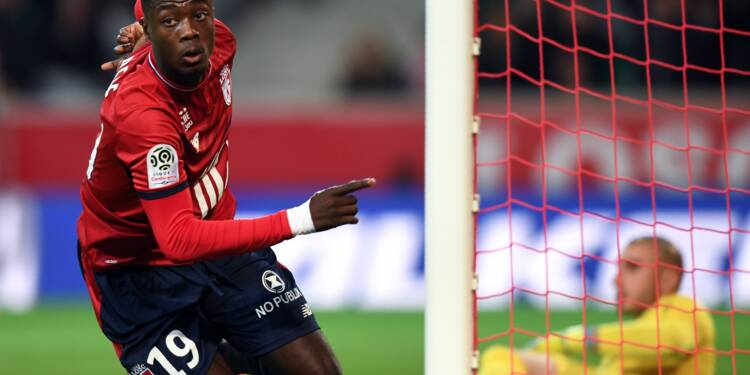Ligue 1: le Losc de Bielsa sort enfin la tête de l'eau