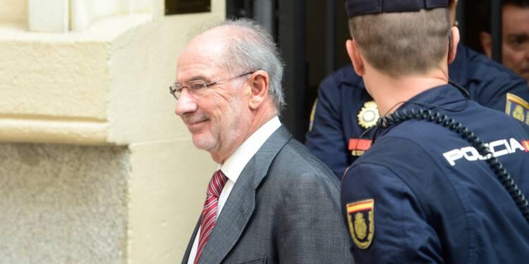 Espagne/affaire Bankia: l'ex-directeur du FMI Rato sera jugé pour escroquerie
