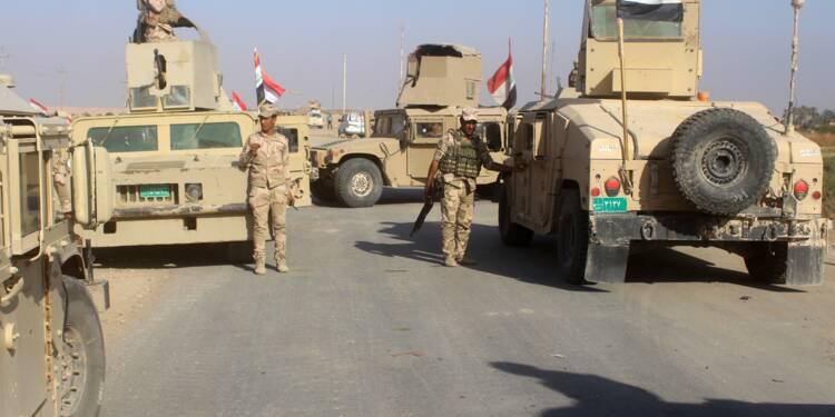 L'EI perd sa dernière localité en Irak