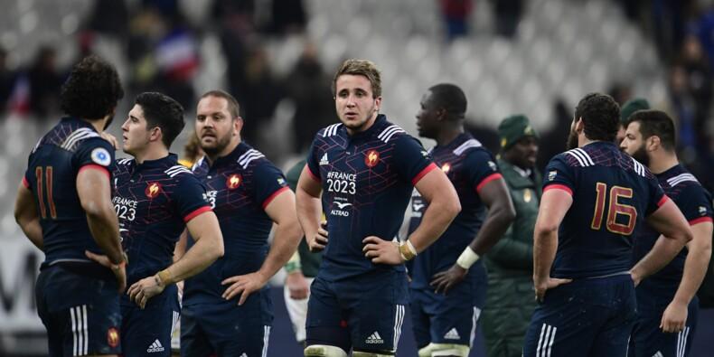 Rugby: les Bleus encore un peu plus bas après les Boks