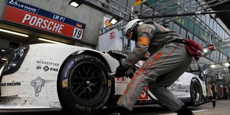Endurance: Michelin prolonge son contrat  avec le WEC et les 24 Heures du Mans