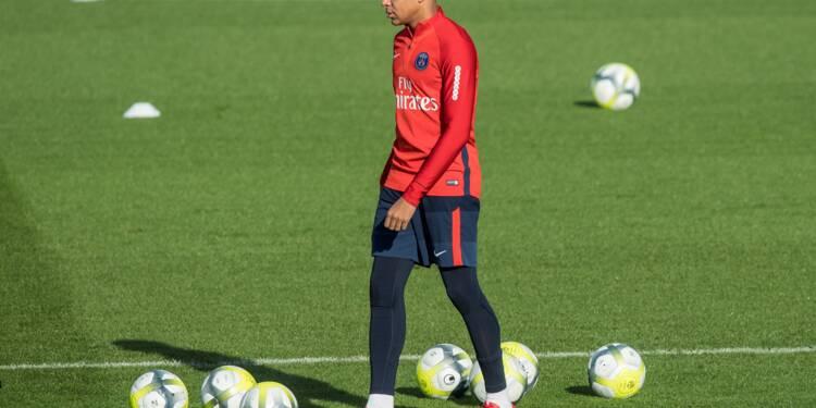 Paris SG: Mbappé sur le banc, Pastore et Di María titulaires contre Nantes