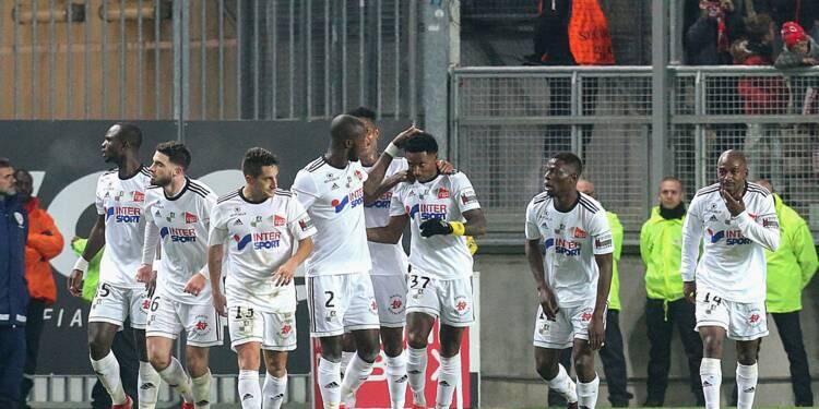 Ligue 1: pour son retour à la Licorne, Amiens rivalise avec le champion