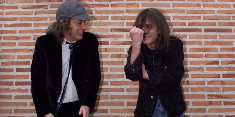 AC/DC: le groupe perd son cofondateur Malcolm Young