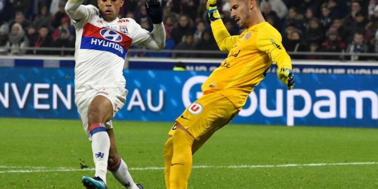 Ligue 1: la 3e place de Lyon sous la menace de Marseille