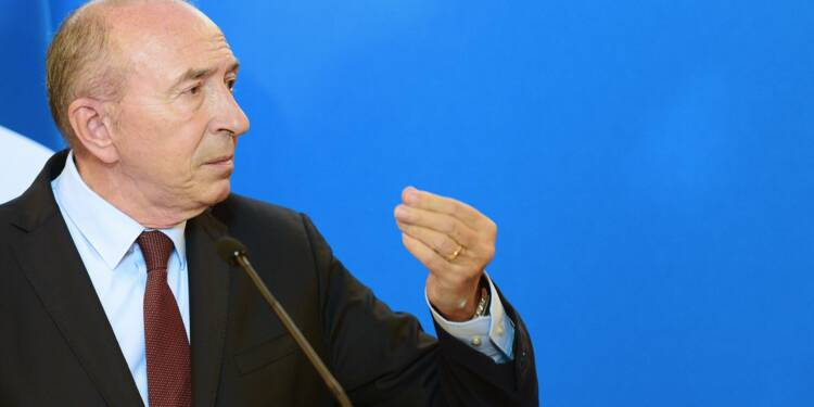 """Clichy-la-Garenne: """"il n'y aura pas de prières de rue"""", affirme Collomb"""