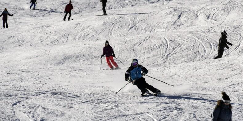 Les stations de ski surfent sur l'arrivée précoce de la neige