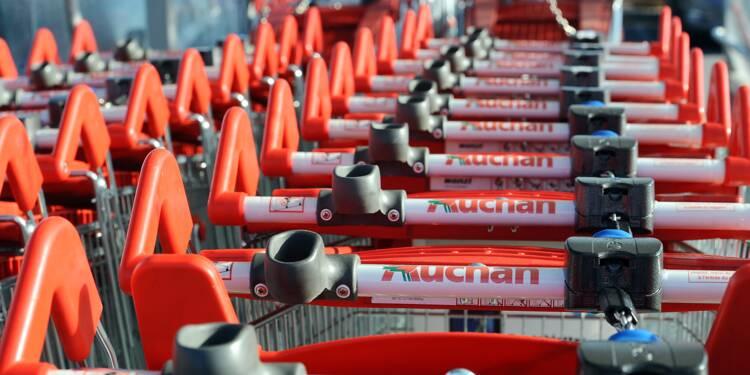 Auchan met en vente 21 sites français, plus de 700 salariés potentiellement concernés