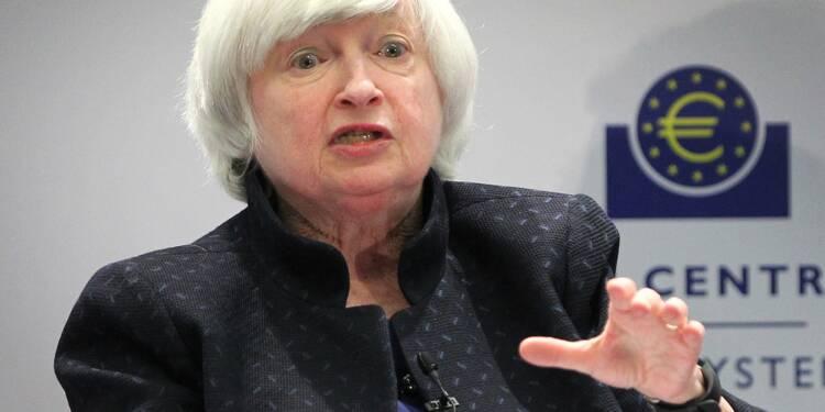 Janet Yellen quittera la Fed à l'expiration de son mandat de présidente