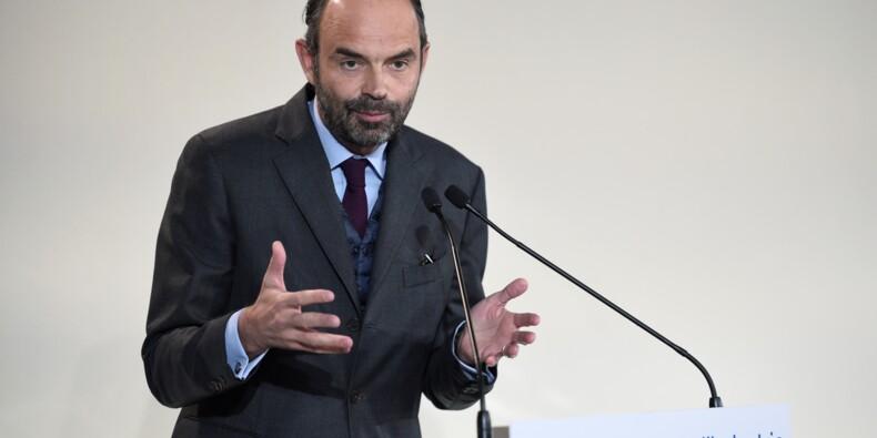 Edouard Philippe dévoile la stratégie industrielle de l'exécutif