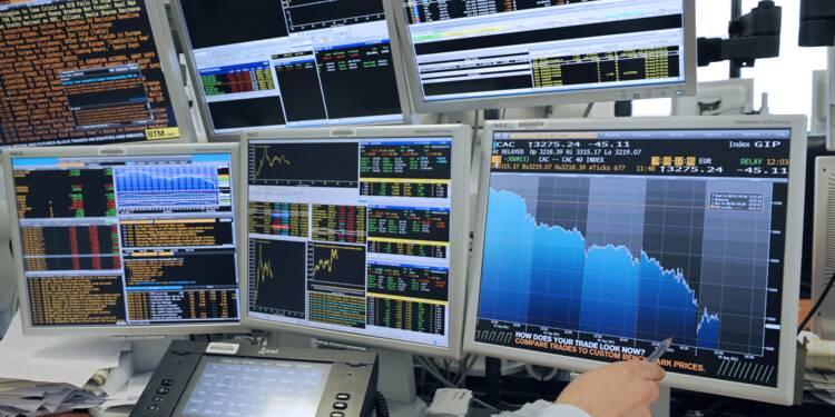 La Bourse de Paris continue à redresser la tête