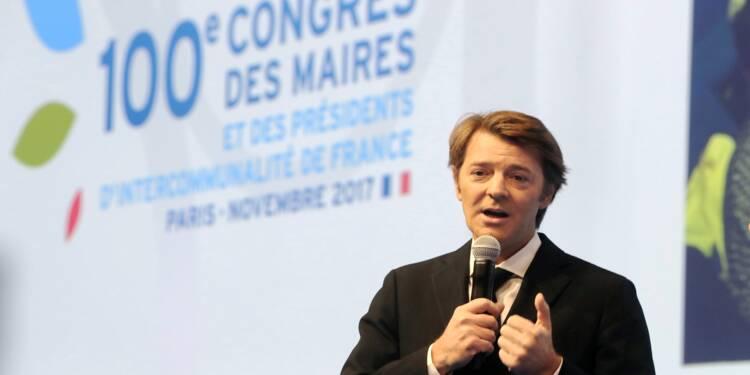 """Les maires """"inquiets"""" des relations avec l'Etat en ouverture de leur 100e congrès"""