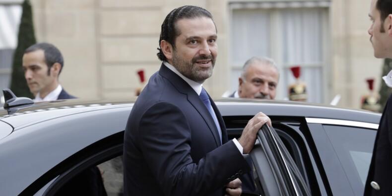 Saad Hariri a quitté Paris pour Le Caire