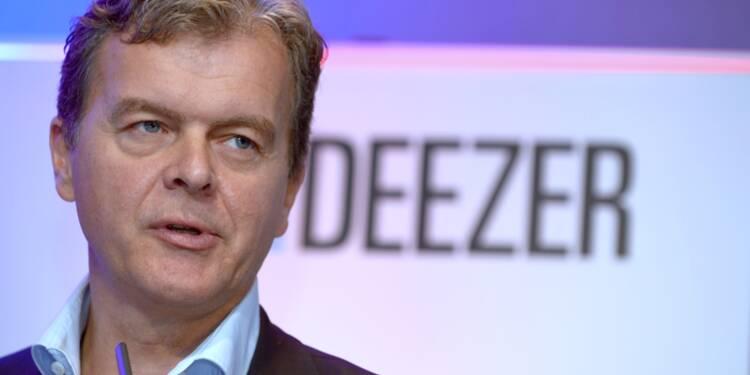 Deezer veut rester parmi les grands du streaming avec un coup de pouce de l'Europe