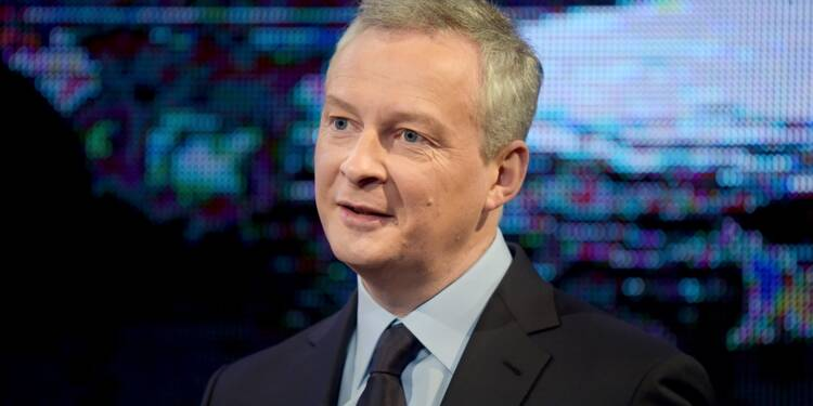"""Le Maire appelle à combattre des inégalités """"stupides économiquement"""""""