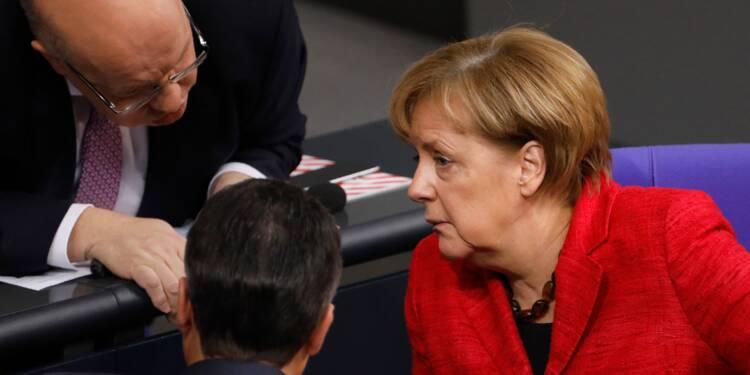 Le président allemand à la manoeuvre pour éviter des élections