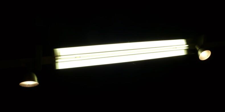 La Terre toujours plus polluée par la lumière artificielle