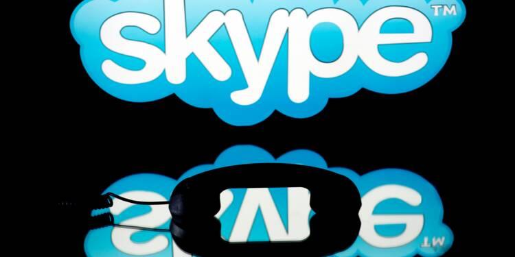 Skype retiré des boutiques d'applications mobiles en Chine