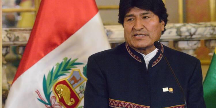 La Bolivie conclut pour 1,6 milliard de dollars de contrats pétroliers