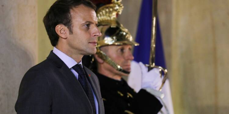 """Macron qualifie de """"crimes contre l'Humanité"""" les faits d'esclavage en Libye"""