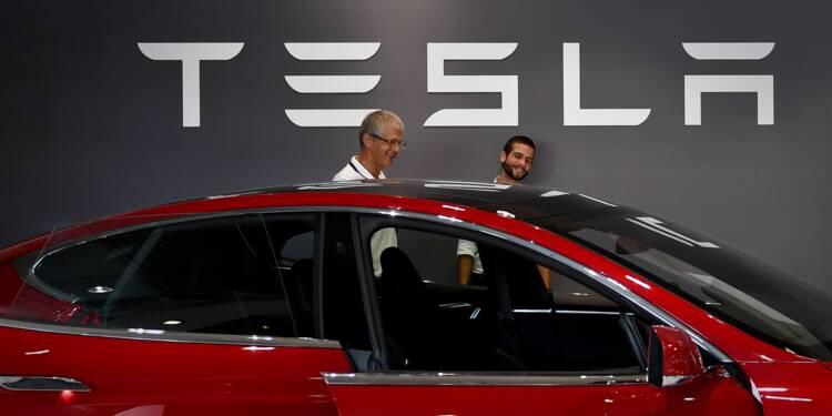 """La Norvège renonce à une """"taxe Tesla"""""""