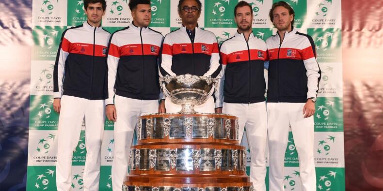 Coupe Davis: Tsonga, Pouille, Gasquet et Herbert pour France-Belgique