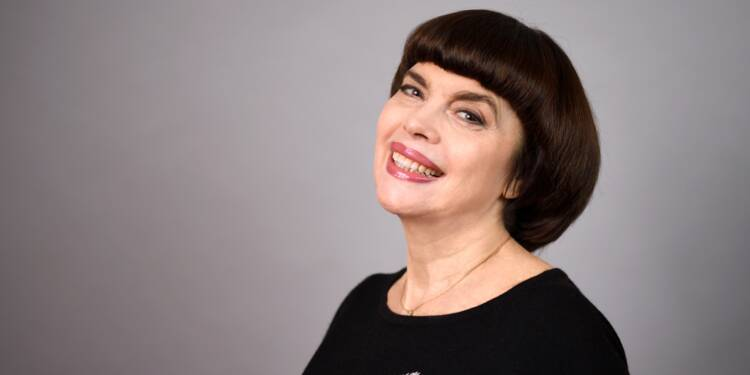 """Mireille Mathieu: """"Je suis 100% Made in France"""""""