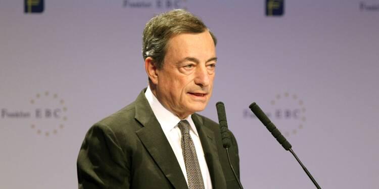 La BCE a discuté de la fin de son soutien à l'économie (minutes)