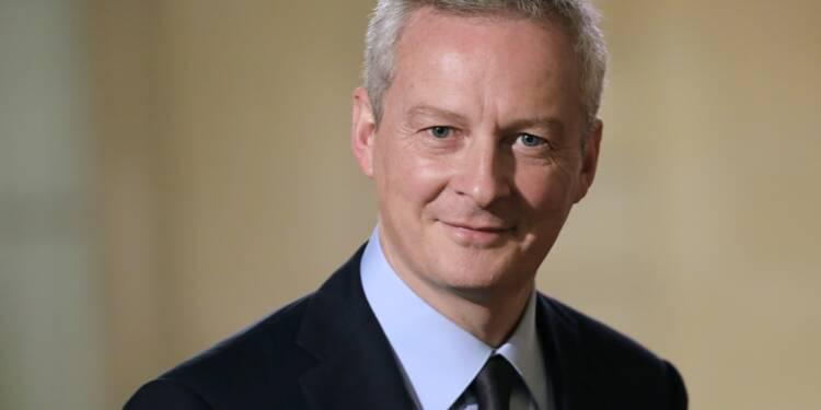 Budget: Le Maire promet que les engagements européens seront tenus