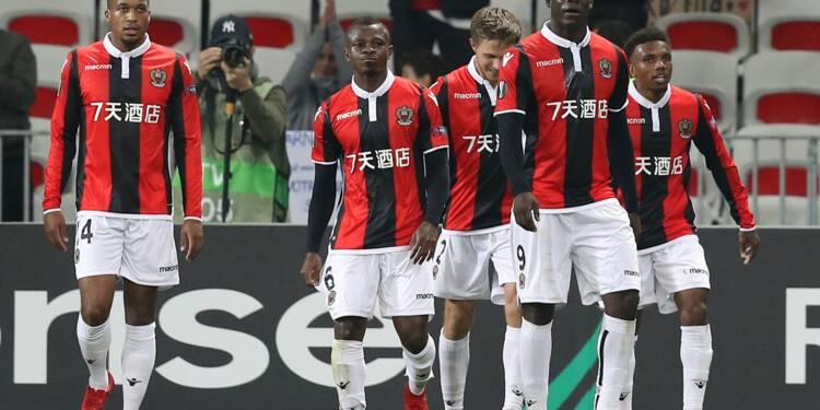Europa League: Nice passe, Marseille devra encore lutter