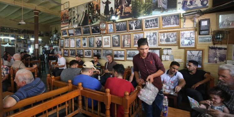 Le café Shabandar: La Mecque des intellectuels irakiens depuis un siècle