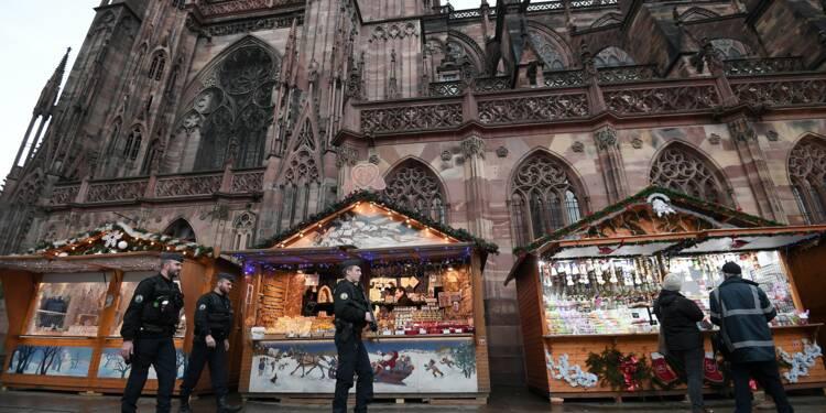 Marché de Noël de Strasbourg : vins chauds, pains d'épices et sécurité