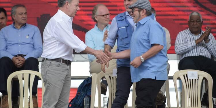 Colombie: un an d'accord de paix avec les Farc, un anniversaire discret