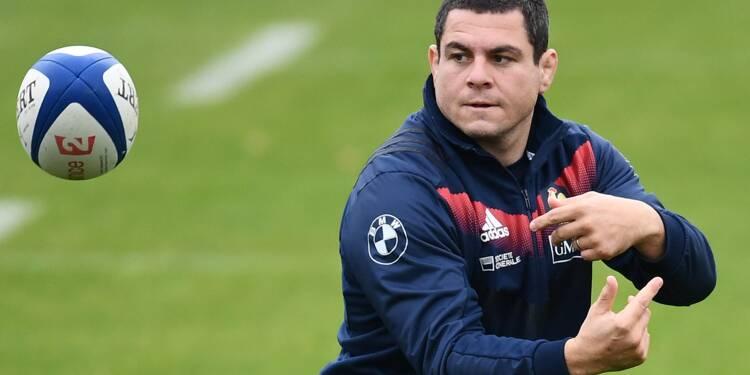 Six nations: Guirado confirmé capitaine, Parra passe son tour