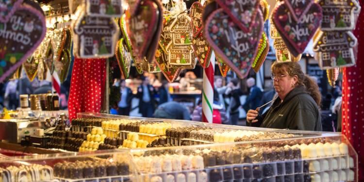 Black Friday: à Nottingham, les familles comptent chaque penny avant Noël