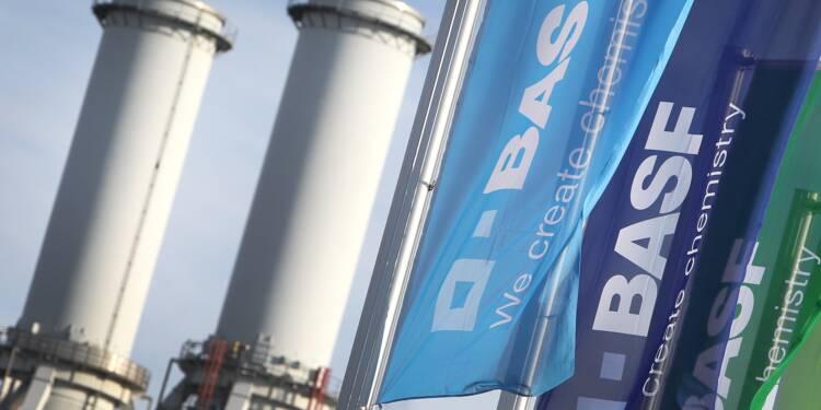 BASF discute d'une fusion dans l'énergie avec un milliardaire russe