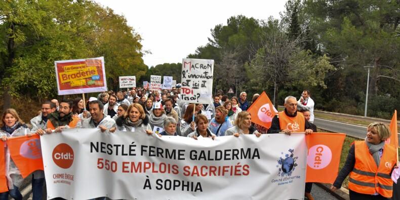 Galderma: la direction de Nestlé France reçue prochainement à Bercy